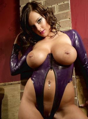 Assured, huge tits latex nice answer